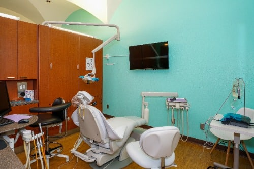 office dental chair