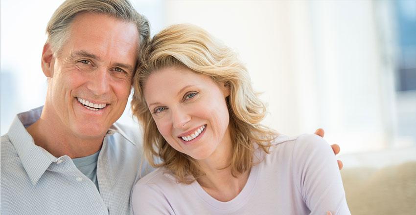 Couple-beautiful-smile